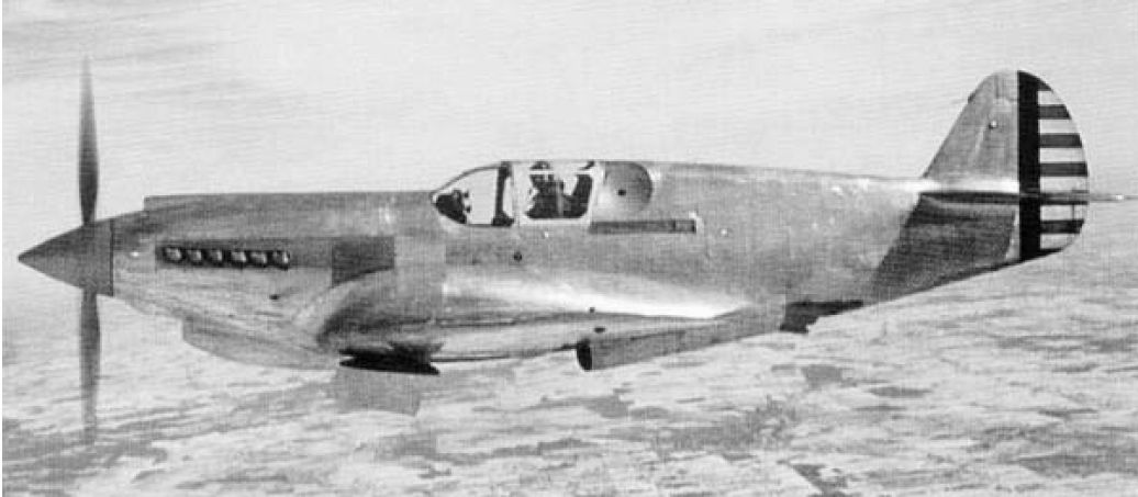Curtiss XP 46