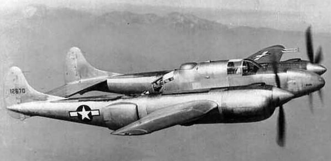 Lockheed XP 58 Chain Lightning