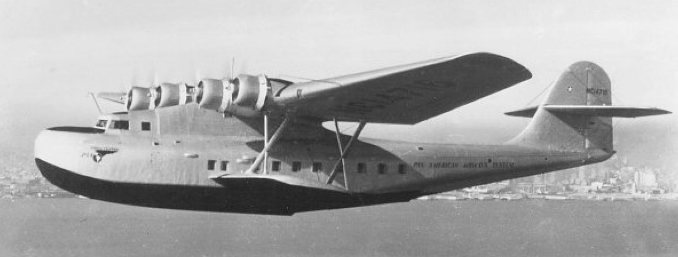 Martin M 130 China Clipper